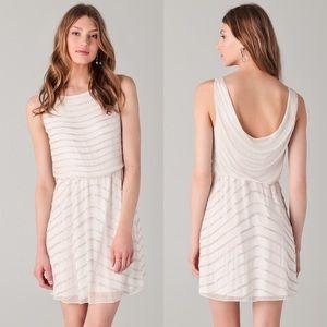 Alice + Olivia Gisel Beaded Dress